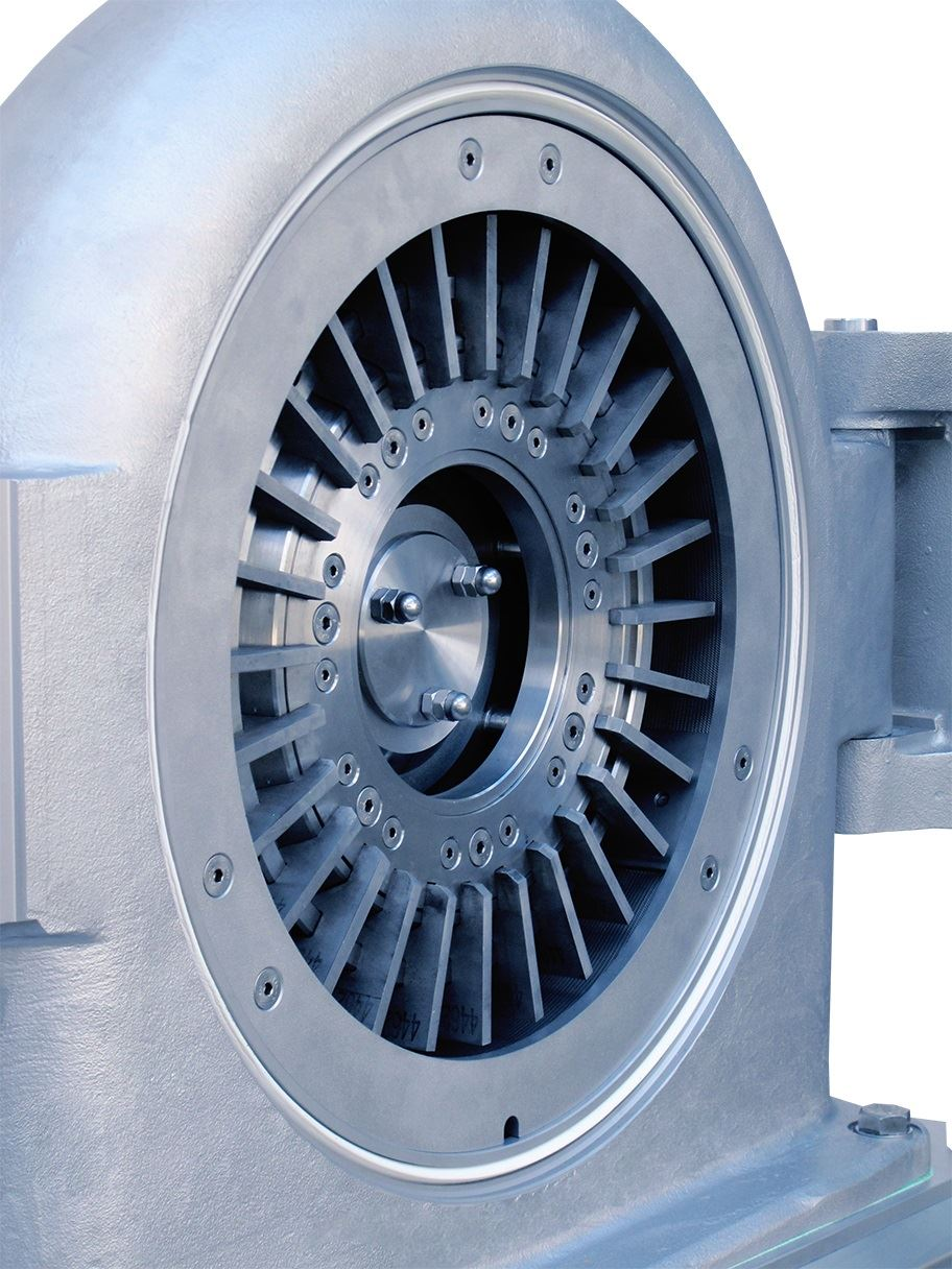 Impact Mills For Industrial Applications Pulverizing